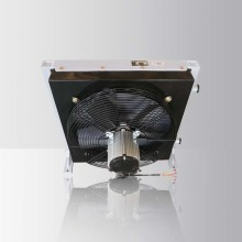 Seeder Hydraulic Radiator With Electric Fan