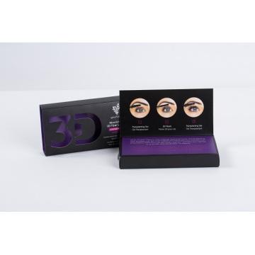 Crème anti-cils imperméable à la fibre 3D Crème 2 PCS / Set Mascara