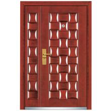 Composto de porta de madeira de aço (FXGM-A103B)