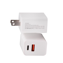 PD 18W QC3.0 Wall socket Power Adapter Charger
