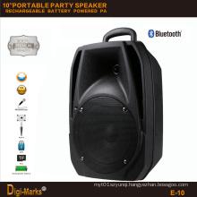 PRO Trolley Car Bluetooth Portable Speaker Active DJ Audio Speaker
