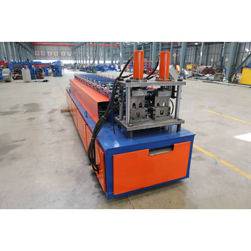 Roll Double Furring Roll Forming Machine untuk Ceiling