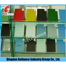 Painted Glass/Reflective Glass/Pattern Glass/Acid Ecthed Glass with ISO Ce