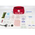 Kit de primeiros socorros médicos portáteis de alta qualidade