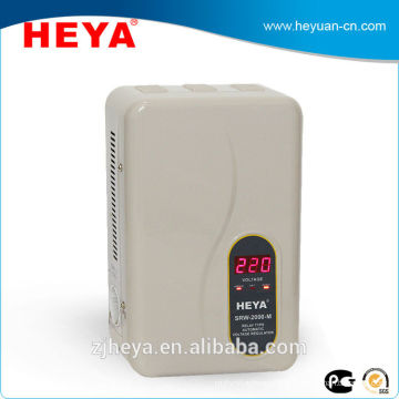 wall-mounted LED display automatic voltage stabilizer
