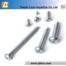 DIN7981 Philips Drive Pan Head Tapping Screws