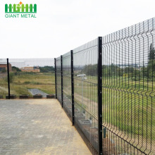 High Security Galvanized 358 Farm Fence