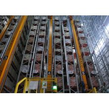 ASRS Auto Storage  Racking System