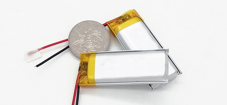 3.7v lipo battery for GPS Product 303450