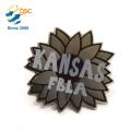insigne de revers de badge en métal, broche émail personnalisé