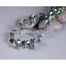 Fábrica vender diretamente novos grânulos de vidro de moda