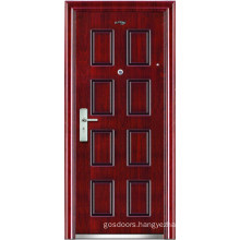 Steel Security Door (JC-047)