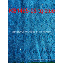2015 New Fashion Chemical Lace / Guipure Lace / Cord Lace Fabric