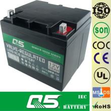 12V38AH Batterie en cycle profond Batterie au plomb Batterie décharge profonde