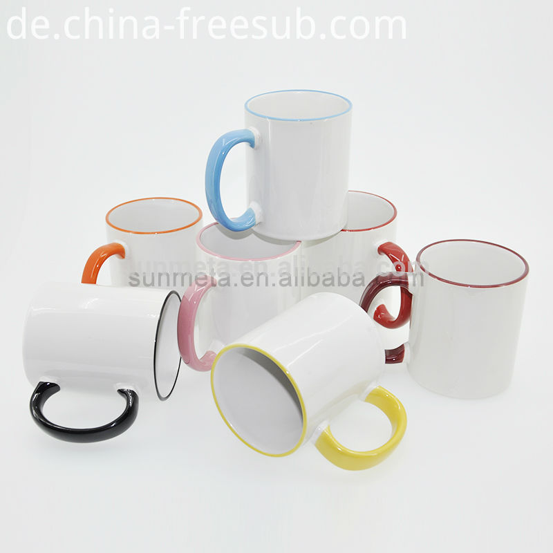 FREESUB Sublimation Heat Press Personalized Travel Mugs