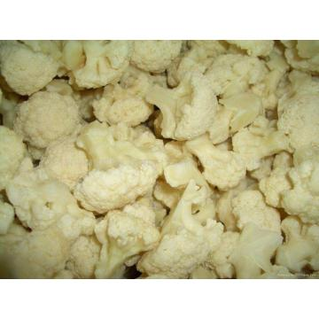 Processing and Characteristics of Cauliflower