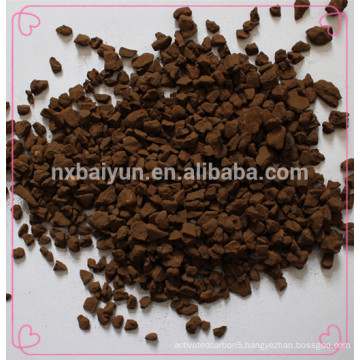 Water Filter Materials Manganese Sand For Water Iron Remove