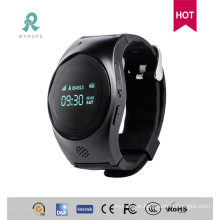 GPS Wrist Watch Phone SIM Anti-Lost Sos Bracelet Smartphone
