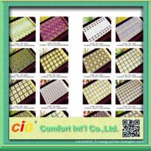 Chine Belle couverture transparente de haute qualité de PVC