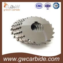 Вольфрамовый карбидный пильный диск, используемый для резки древесины