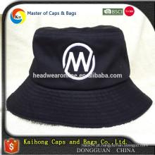Chapéu de balde com design personalizado de material 100% algodão