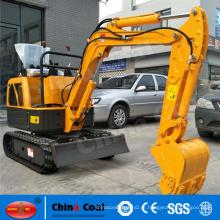 Escavador pequeno da máquina escavadora da esteira rolante de GH10 um tonelada mini
