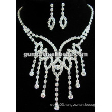 Latest bridal wedding jewelry set (GWJ12-434)