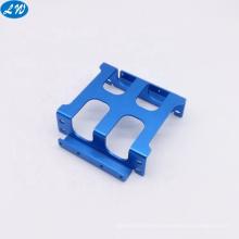 OEM aluminum bending anodized sheet metal fabrication
