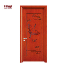2017 Cheap Price House Front Door Design,Paint Colors Exterior Door Styles , Fire Rated Steel Security Doors