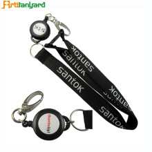 Hot Sale Woven Lanyard with Custom LOGO