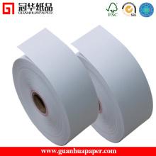 Bond 1 Ply Paper pour machine à enregistrer en espèces