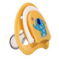 Safety Baby Silicone Pacifier With Real Sense L