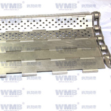 Special Flat Wire Mesh Belt with S-Shape Welding Type