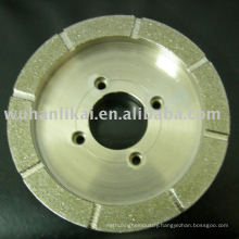 diamond grinding tool for artificial stone surface and edge.