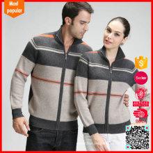 La última manera del diseño hizo punto a la cachemira del suéter de las mujeres