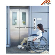Safety Machine Room Bed Lift for Hospital Elevator