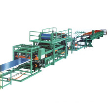 Durable in use multifunctional sandwich composite panel wall cold roll forming machine for sale