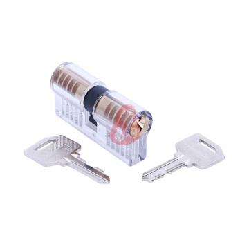 Transparente Ab Cutway Praxis Zylinderschloss mit 5 Pins