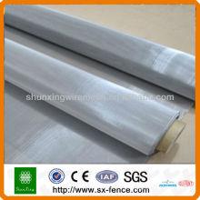 Aço inoxidável 316 malha de arame tecido (fábrica)