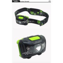 800 lumens Multifonction rechargeable T6 CREE LED tête lampe de tête pour vélo vélo