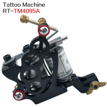 Leading for Custom Tattoo Machine Professional 10 wraps coils tattoo machine supply to Fiji Manufacturers