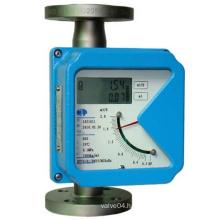 Chemical acrylic water rotameter