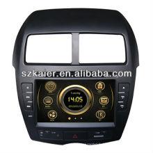 Navigateur de voiture de système de wince d'usine pour Mitsubishi ASX avec 3G / Bluetooth / TV / GPS