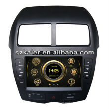 Factory wince system car navigator for Mitsubishi ASX with 3G/Bluetooth/TV/GPS