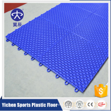 Garage or outdoor sports courts PP interlocking tiles