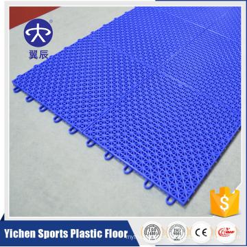 Garage or outdoor sports courts PP interlocking tiles
