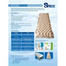 Медицинский пузырь Alphabed Medical переменный надувной матрас для предотвращения пролежней / пролежней APP-B01