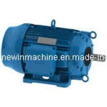 Motor de ventilador para torre de enfriamiento