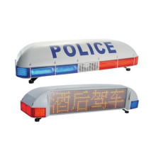 LED Display Screen Police Project Warning Light Bar (TBD-2900)