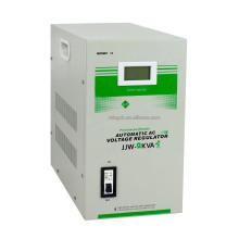 Regulador / estabilizador de voltaje purificado preciso de la serie de la sola fase de Jjw-2k